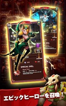 Conqueror & Puzzles : マッチ3 RPGゲームのおすすめ画像4