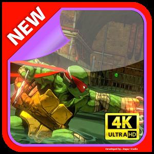 Ninja Turtles Wallpaper HD Fanart for PC