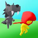 Hiding Race 3D icon