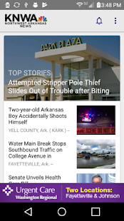 KNWA & Fox24 News- screenshot thumbnail