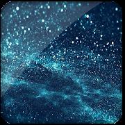 Glitter wallpaper for girls