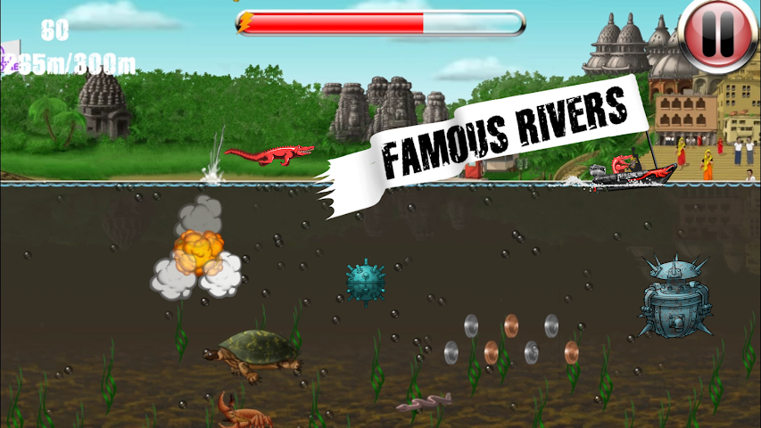 android Mad-Croc Screenshot 2
