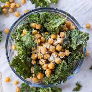 Kale Chickpeas Recipes