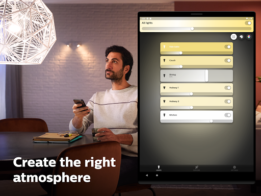 Philips Hue Bluetooth screenshot 7
