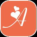 Ameety : appli de rencontre icon