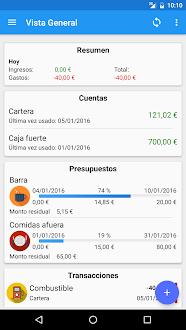 Gestor de Gastos y Presupuesto Gratis