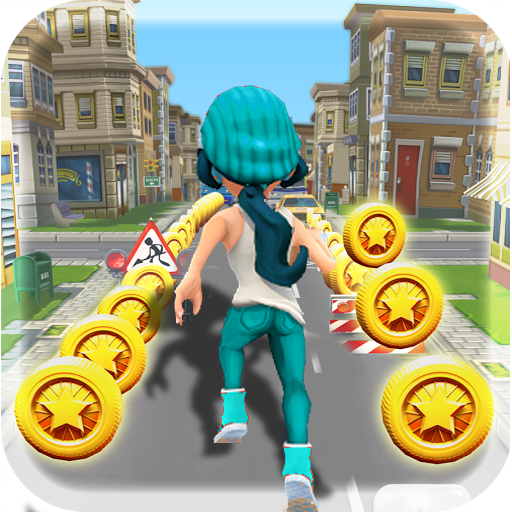 Run Ninja Subway Jungle Rush (game)