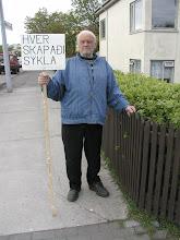 Photo: Mynd af Helga tekin 20 maí 2003