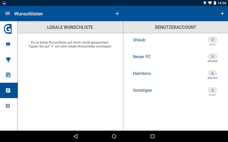 Geizhals Preisvergleich - screenshot