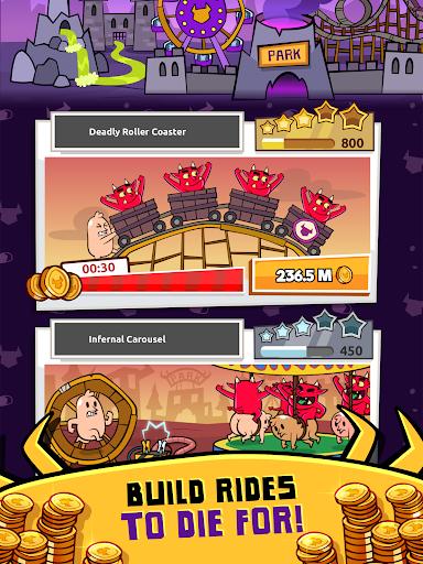 Hell Inc. - Imp Theme Park Tycoon 1.0 screenshots 7