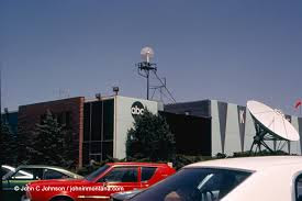 Photo: The ABC station, in Wichita. the newcommer.   What was this station's call letters?'