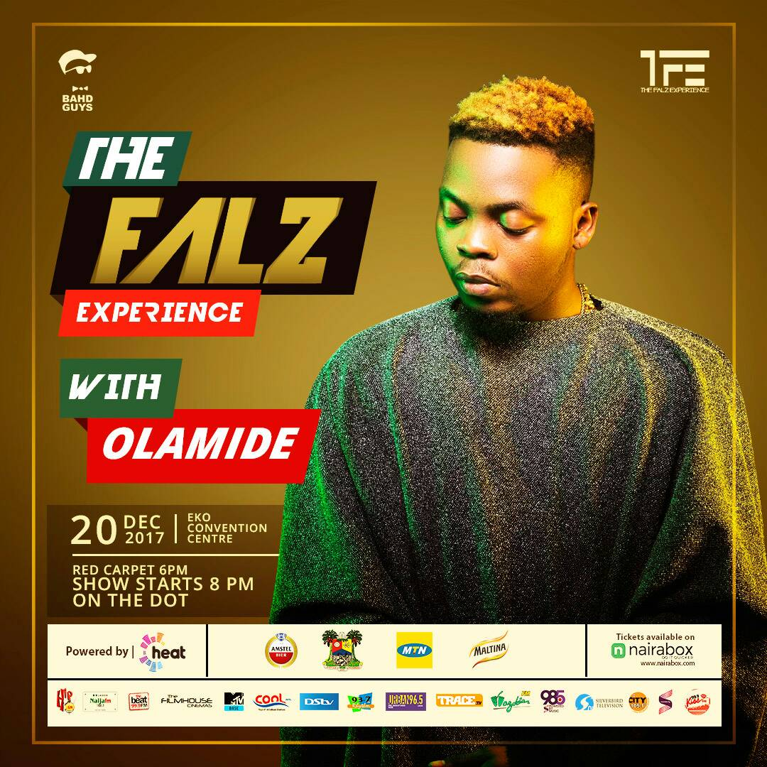 Falz?s First Ever Concert,