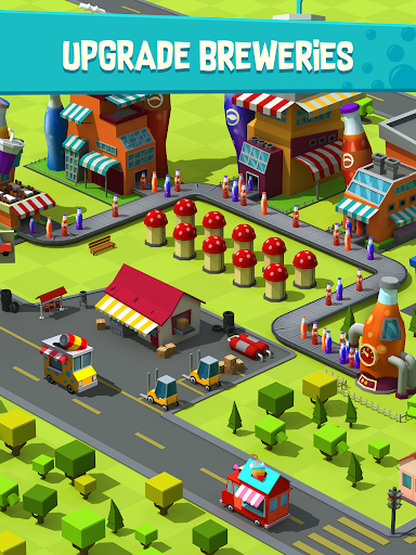 Soda Factory Tycoon - Idle Clicker Game - screenshot