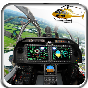 Helicopter driving simulator for PC and MAC
