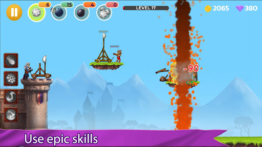 Catapult Wars - screenshot