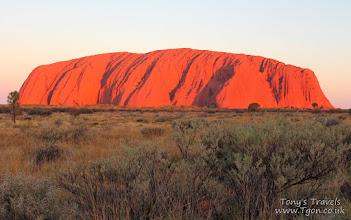 Photo: Uluru, Northern Territory, Australia