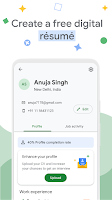 screenshot of Kormo Jobs by Google: Find jobs & grow your career