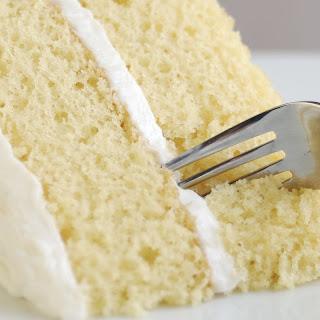 Vanilla Cake Without Flour Recipes.