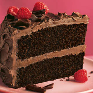 Chocolate Mayonnaise Cake.