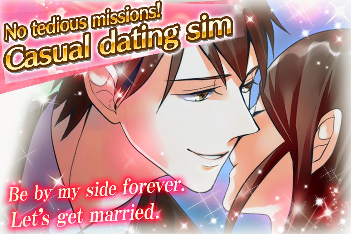 Dating Sims spel för Android