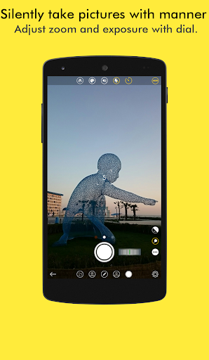 SnapTime - Easy Stamp Camera 3.11 screenshots 2