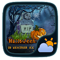 Halloween Weather Widget Theme icon