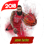 New Wallpapers James Harden NBA 2018