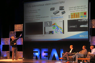 Photo: #REAL2015 Main Stage