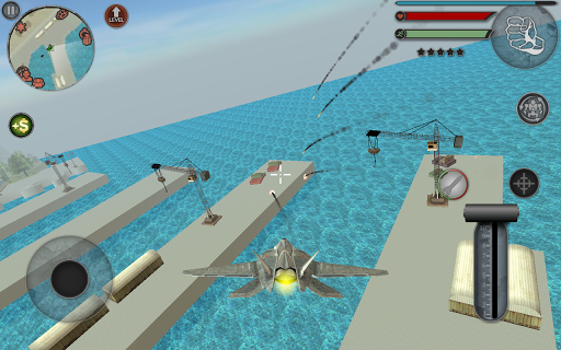 Robot Plane 1.0 screenshots 2
