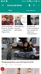 Notícia de Bolso - náhled