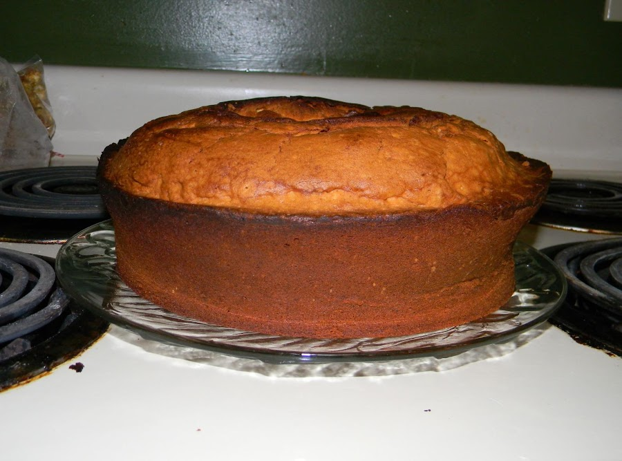 Granny kate 39 s cream cheese pound cake recipe just a pinch for Granny pottymouth bakes a vegan cake
