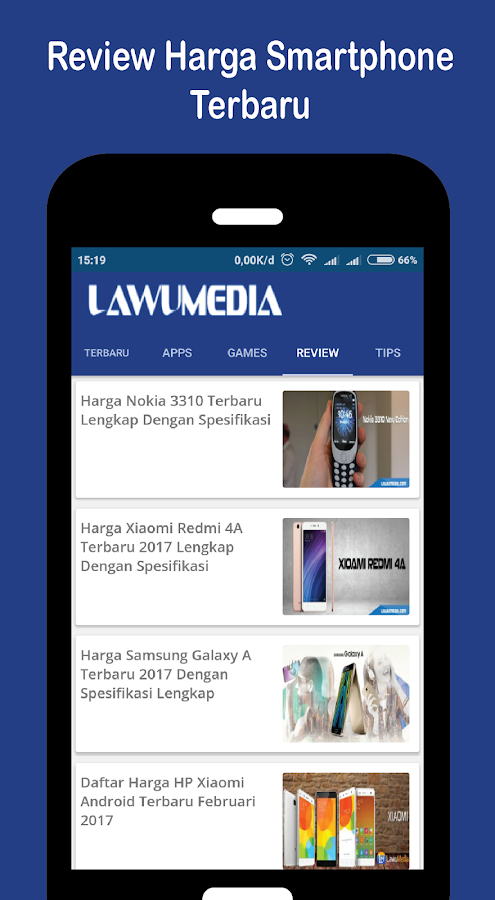 Lawumedia- screenshot