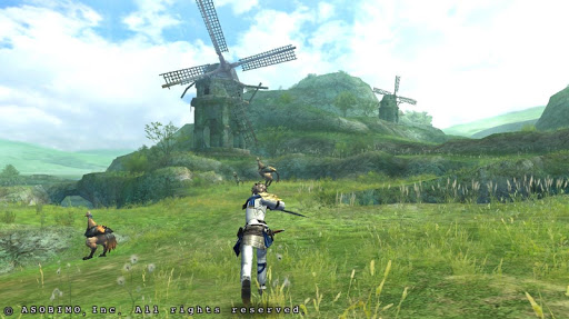 AVABEL ONLINE [Action MMORPG] - screenshot