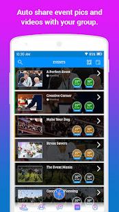 BUBBLE: Social + Messaging