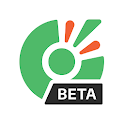 Cốc Cốc Browser Beta - Browse web fast & secured icon