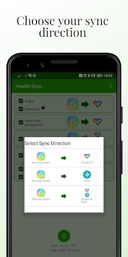 Health Sync 6.6.3 screenshots 3
