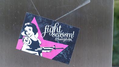 Photo: Sticker