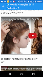 New Cute Girl Hairstyles 2017 - náhled