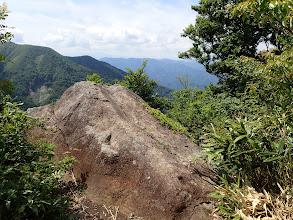 見晴らし岩