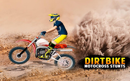 Dirt Bike Cop Race Free Flip Motocross Racing Game 12 de.gamequotes.net 1