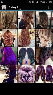 Barvy Vlasů Nápady - náhled