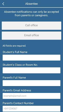 android Victoria Avenue School Screenshot 5