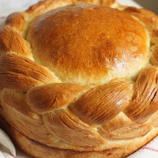 Christmas Bread (Česnica).