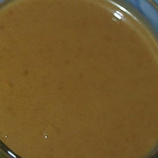 Simple Peanut Sauce