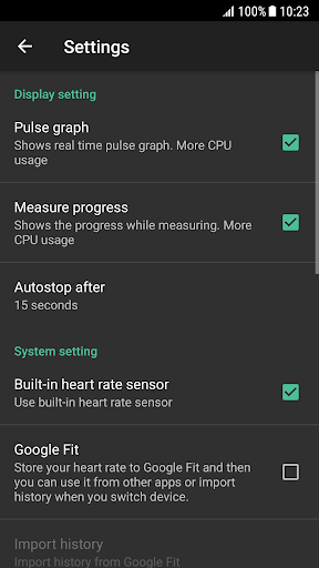 Heart Rate Plus - Pulse & Heart Rate Monitor 2.5.6 screenshots 4