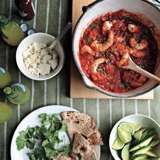 Camarones Enchiladas (Reader Recipe From Alejandra Ramos)