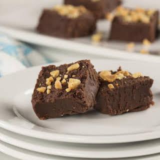 Chocolate Peanut Butter Fudge.