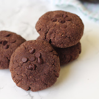 Dark Chocolate Avocado Fudge Cookies (Paleo & AIP) Recipe