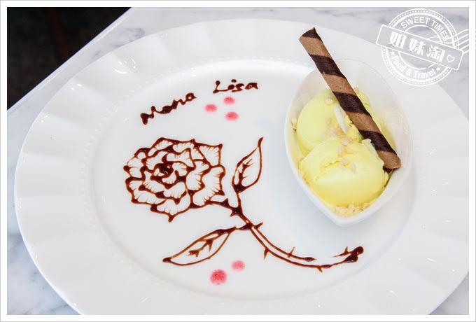 蒙娜麗莎海鮮鍋物甜點