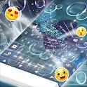 Wasserblasen Keyboard icon